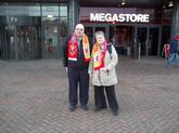 Ævintýraleg VIP ferð á Old Trafford