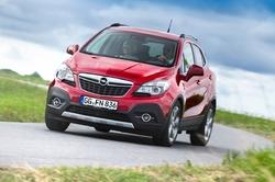Opel eykur markaðshlutdeild sína í 11 Evrópulöndum. Sportjeppinn Mokka á stóran þátt í velgengni Opel.