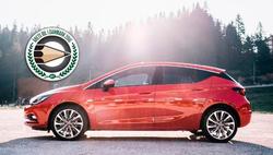 Opel Astra – Bíll ársins í Danmörku