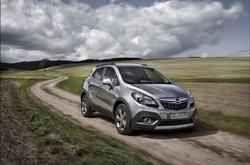 Sportjeppinn Opel Mokka toppar árangur ársins 2015, með um 16% söluaukningu á milli ára.