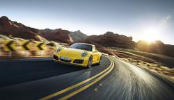 Nýr Porsche 911