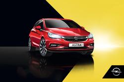 Opel Astra margfaldur sigurvegari
