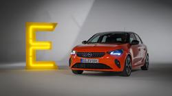 Nýr Opel Corsa-e 100% rafmagnsbíll
