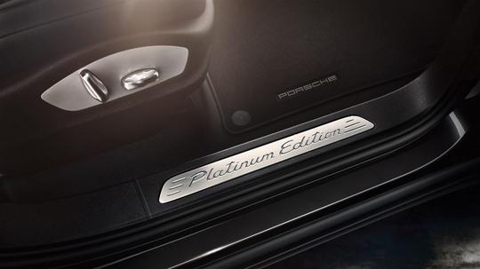 Cayenne S E-Hybrid Platinum Edition