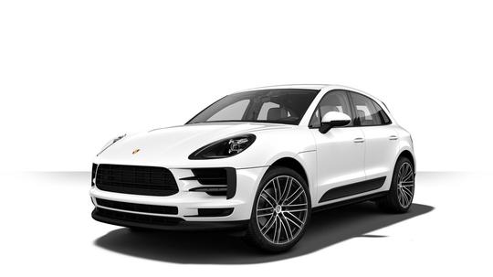 Porsche Macan litir