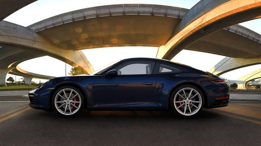 Porsche 911 S-9