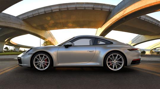 Porsche 911 S-7