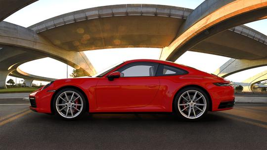 Porsche 911 S-3