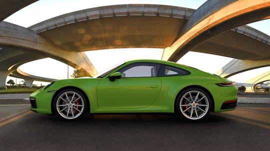 Porsche 911 S-17