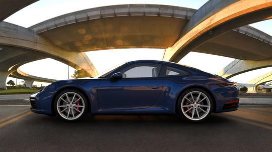 Porsche 911 S-8