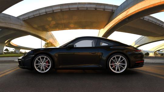 Porsche 911 S-6