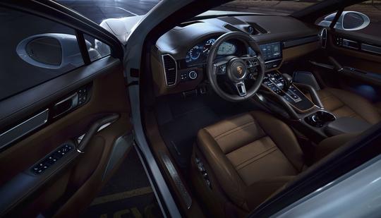 Cayenne Turbo S E-hybrid-16