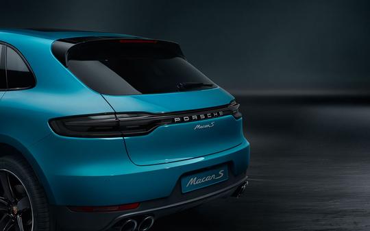 Porsche Macan S-45