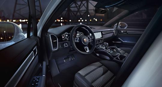 Cayenne Turbo S E-hybrid Coupe-5